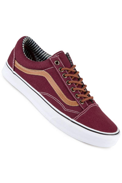 Vans Old Skool Schuh (port royale stripe denim)