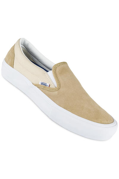 Vans Slip On Pro Shoe (sand white)