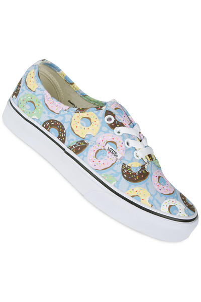 Vans Authentic Shoe women (late night skyway donut)