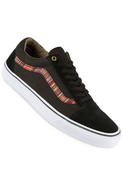 Vans Old Skool Schuh (indo pacific black true white)