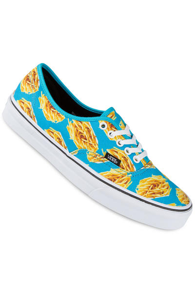 Vans Authentic Schuh (late night blue atoll fries)