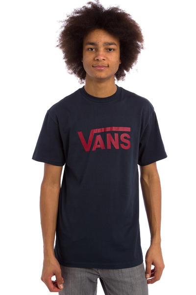 Vans Classic T-Shirt (navy rhubarb)