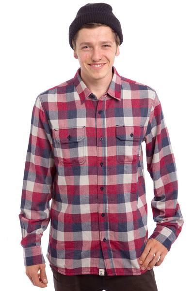 Vans Alameda Flannelshirt (dress blues rhubarb)