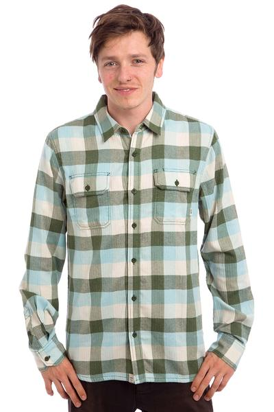Vans Alameda Flannelshirt (rifle green sterling blue)