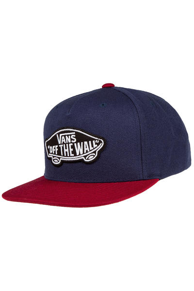 Vans Classic Patch Snapback Cap (dress blues rhu)
