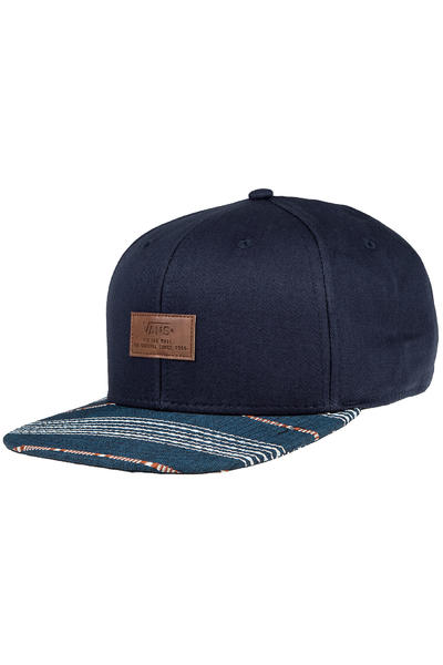 Vans Allover It Snapback Cap (dress blues)