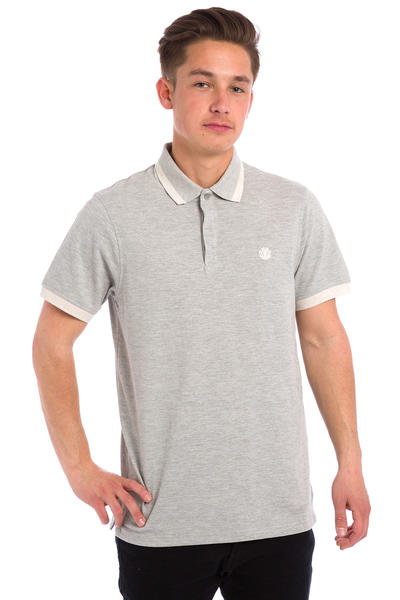 Element Freddie Polo-Shirt (grey heather)