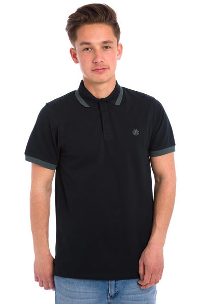Element Freddie Polo-Shirt (black)