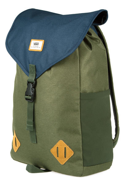 Vans Nelson Backpack 24L (rifle green)