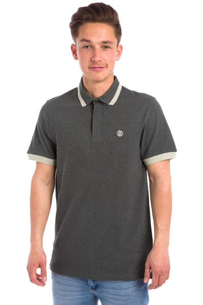 Element Freddie Polo-Shirt (charcoal heather)