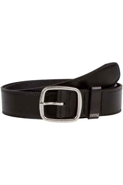 Vans Federal Leather Belt (black)