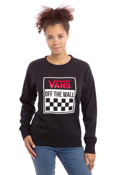 Vans 500 Miles Sweatshirt women (black)