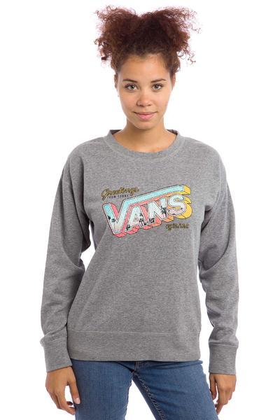 Vans 500 Miles Sweatshirt women (grey heather)