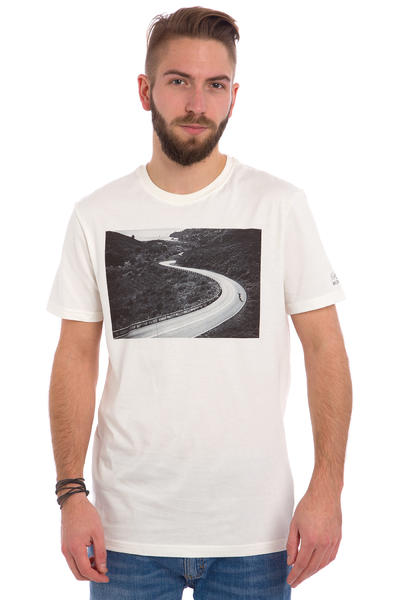 Element Perspective Brian Gaberman T-Shirt (off white)