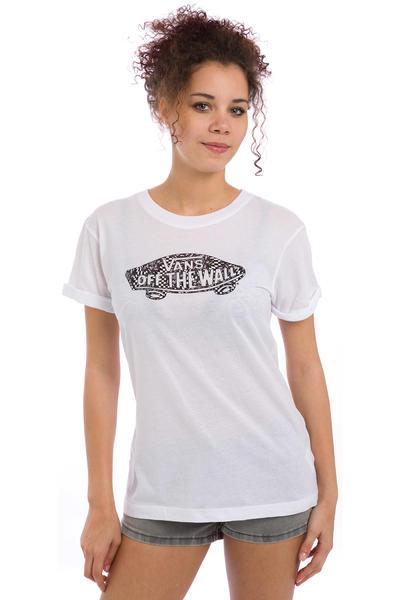 Vans Kaleidoscope Pocket T-Shirt women (white)
