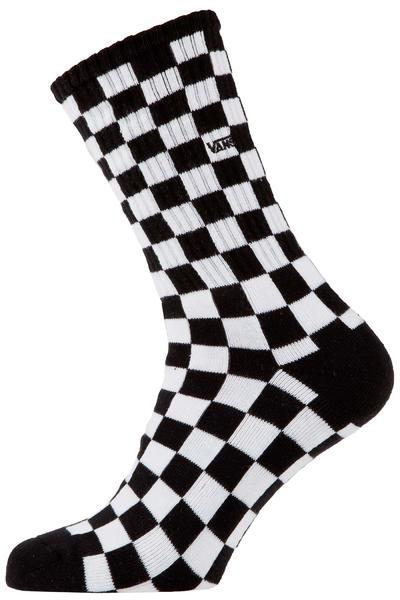 Vans Checkerboard Socken US 9,5-13 (black white)