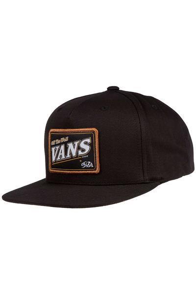 Vans Moseley Snapback Cap (black)