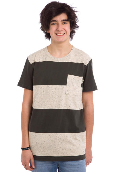 Vans Beecher T-Shirt (white caps)
