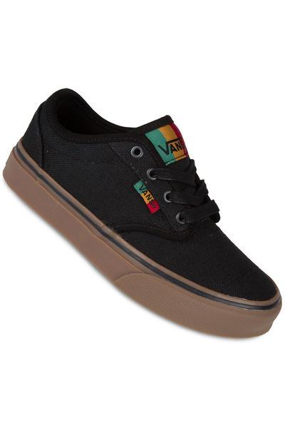 Vans Atwood Shoe kids (rasta black gum)