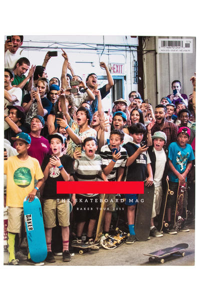 The Skateboard Mag November 2015 Revista