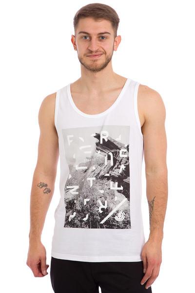Element Cut Up Camiseta de tirantes (optic white)