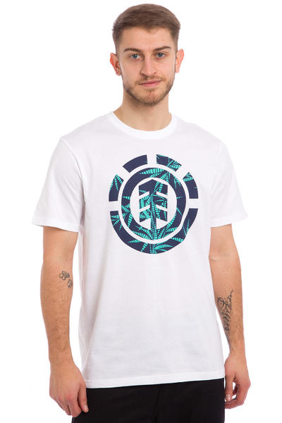 Element Nam Palm Fill T-Shirt (optic white)