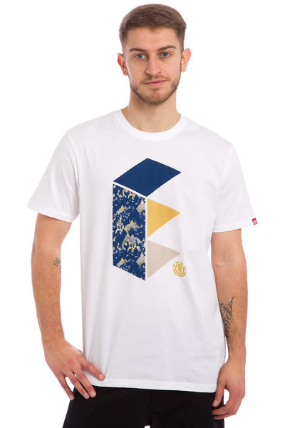 Element Mineral Graphic T-Shirt (optic white)
