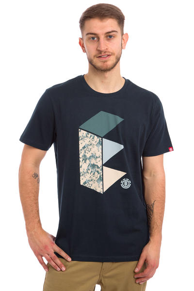 Element Mineral Graphic T-Shirt (eclipse navy)