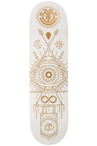 "Element Julian Rituals 8.5"" Deck (white gold)"