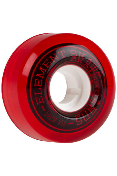 Element Filmer 54mm Wheel (red) 4 Pack