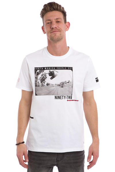 Element 92 VX 5 T-Shirt (optic white)