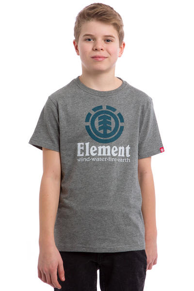 Element Vertical T-Shirt kids (grey)