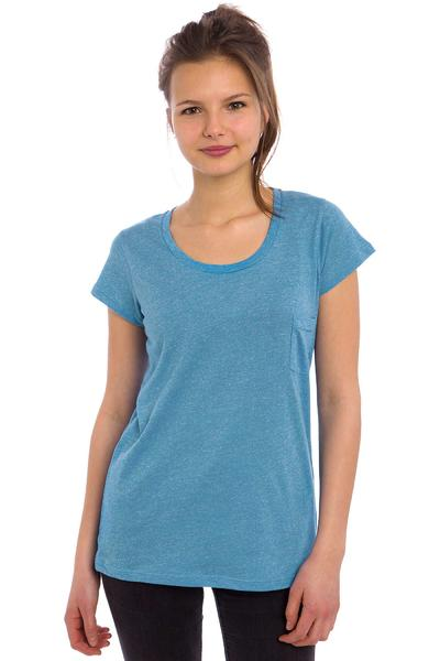 Element Elba T-Shirt women (sky blue)