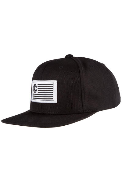 Element 92 Flag Snapback Cap (black)