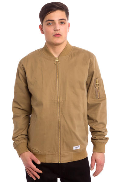 REELL Flight Jacket (dark sand)