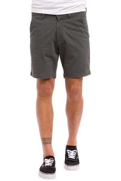 REELL Flex Chino Shorts (graphite grey)