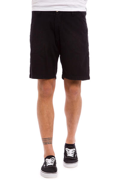 REELL Miami Chino Shorts (black wash)
