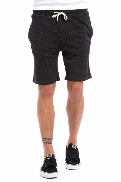 REELL Sweat Shorts (black melange)