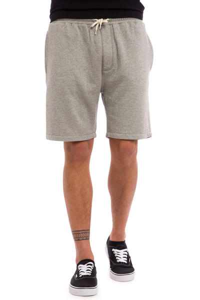 REELL Sweat Shorts (structured grey)