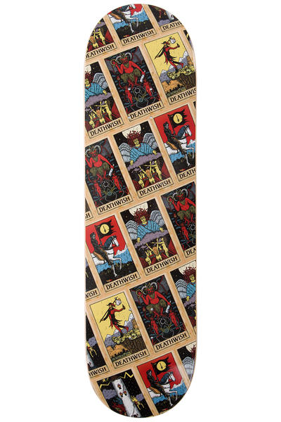"Deathwish Team Tarot Card 8.475"" Deck (multi)"