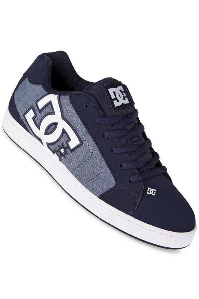 DC Net SE Shoe (navy blue white)