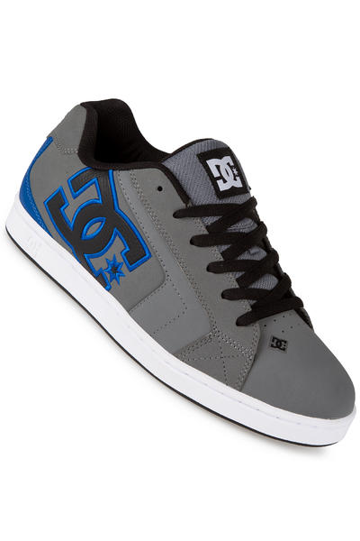 DC Net Shoe (grey black blue)