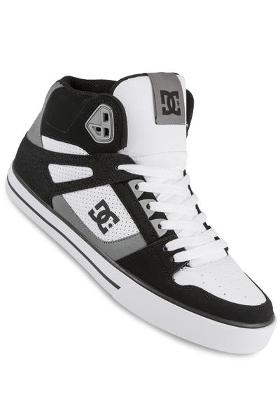 DC Spartan High WC Shoe (black grey white)