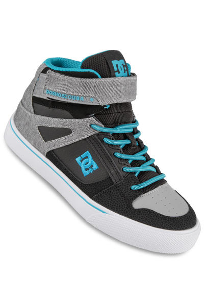 DC Spartan High SE EV Schuh kids (grey heather)