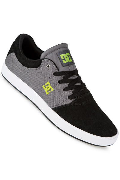 DC Crisis Shoe (grey black green)