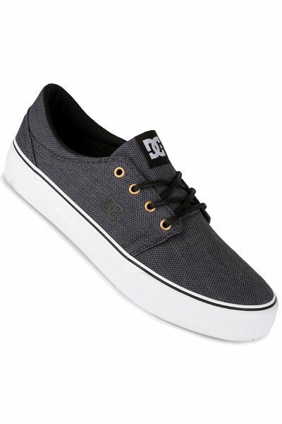 DC Trase TX SE Shoe (black gunmetal white)