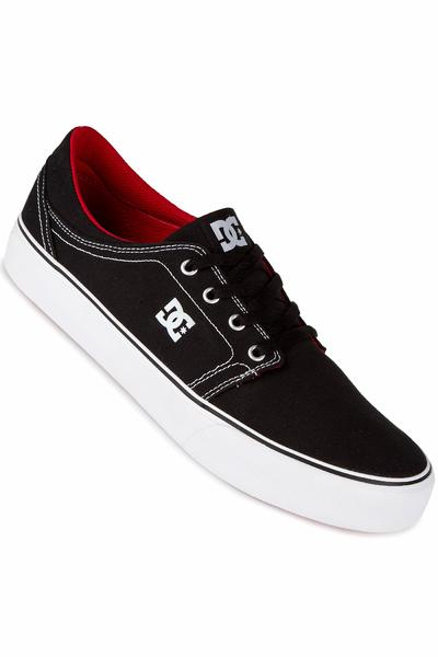 DC Trase TX Shoe (black white red)
