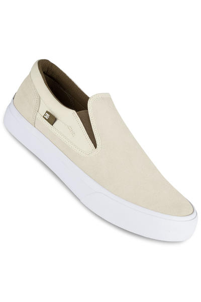 DC Trase Slip-On S Dekeyzer Shoe (white)