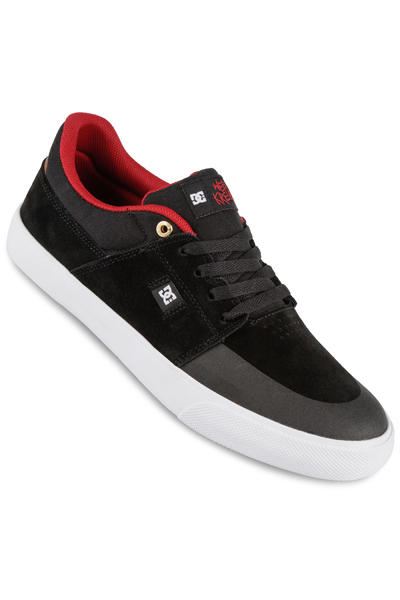 DC Wes Kremer Schuh (black athletic red white)