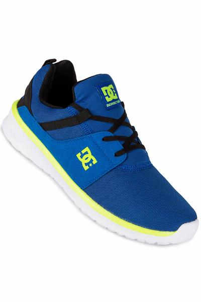 DC Heathrow Shoe (blue black yellow)
